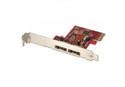 2 Port eSATA 3.0 PCIe Card