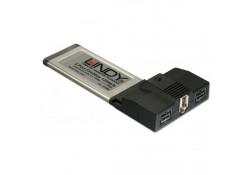 2 Port FireWire 800/400 ExpressCard