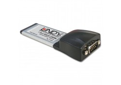 1 Port RS-232 Serial ExpressCard