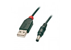 1.5m USB to DC Cable, 1.7mm Inner / 4.8mm Outer