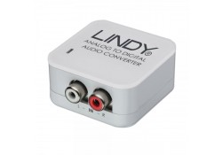 Analogue Stereo to SPDIF Digital Audio Converter
