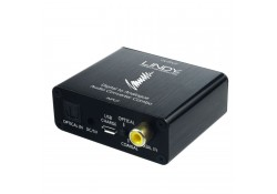 SPDIF Digital to Analogue Stereo Audio Converter