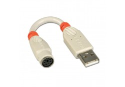PS/2 to USB Adapter Cable, 0.1m