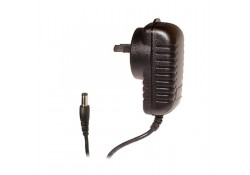 AC Power Adapter, 12VDC 1.5A, 5.5 x 2.1mm Plug