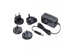 Multi Country AC Power Adapter, 5VDC 2.6A